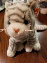 White Tundra Tiger ty Plush - $0.73