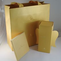 ROBERTO GIANNOTTI 9K WHITE GOLD DIAMOND CUT CHAIN & ANGEL PENDANT MADE IN ITALY image 4