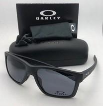 New Oakley Eyeglasses Mainlink Mnp OX8128-0557 56-17 Matte Black Frame w/ Grey - $169.95