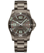 Longines L37422766 Men's Hydroconquest Automatic 41mm L3.742.2.76.6 Watch - £1,233.18 GBP