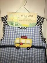 FIRST WISH INFANT BABY BOYS GIRLS COTTON BLUE ZIPPER SLEEP BAG SACS 0-6M... - $19.79