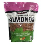 Kirkland Signature Dry Roasted Almonds - $29.33
