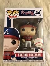 MLB Freddie Freeman Atlanta Braves # 44 Pop Vinyl Figure - $19.95