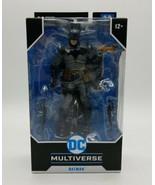 McFarlane DC Multiverse Batman Designed by Todd McFarlane Figure New Sea... - $39.48