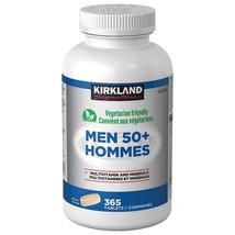 Kirkland Signature Men 50+ Multivitamin,365 Tablets  FRESH FROM CANADA - $29.65