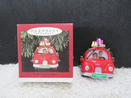 1995 Our First Christmas Together, Hallmark Keepsake Christmas Ornament,... - $5.40