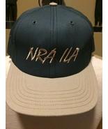 Vintage NRA-ILA Snapback Cap - National Rifle Association Lot of 3 Novac... - $48.51
