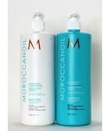 Moroccanoil Smooth Shampoo And Conditioner 33.8 Fl oz - $94.99