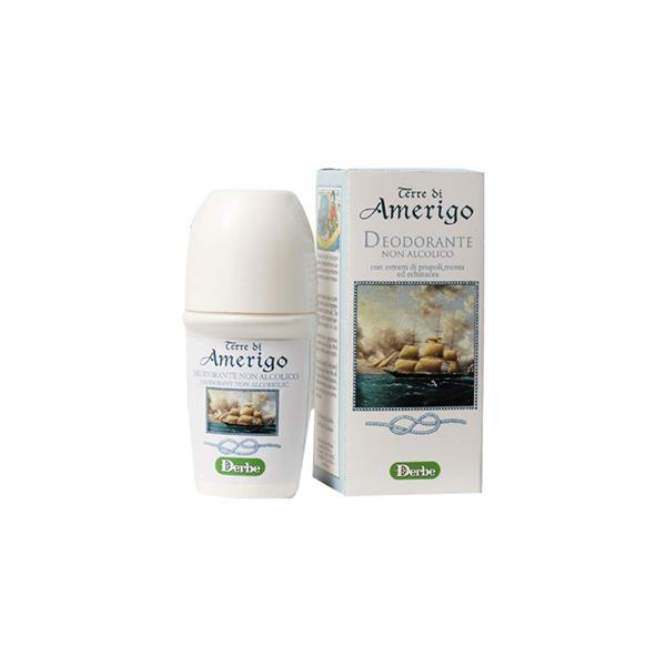 Primary image for Speziali Fiorentini - Amerigo - Roll On Deodorant 1.7floz/50ml
