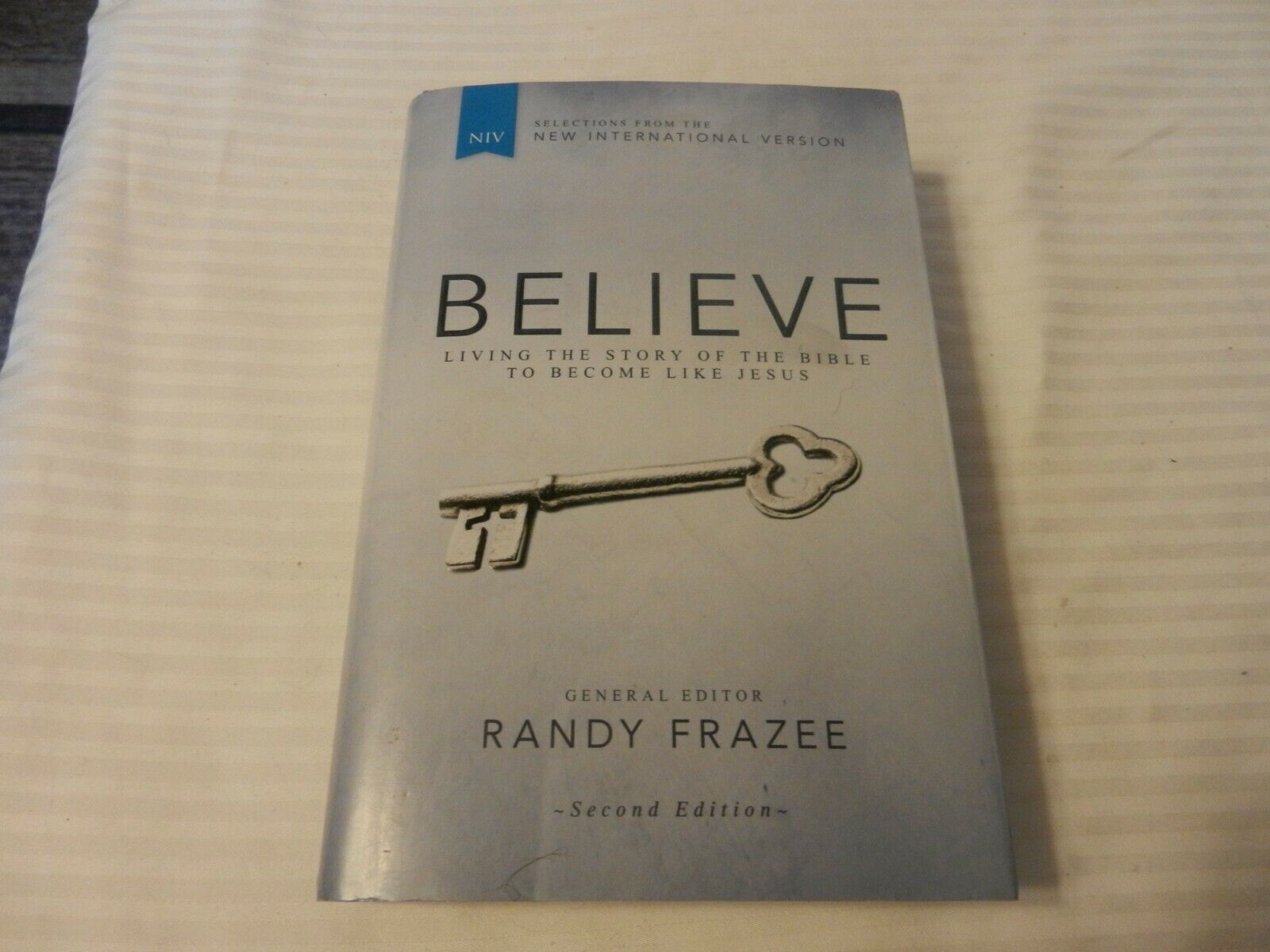 Primary image for Believe, NIV : Living the Story of the Bible to Become Like Jesus by Randy...