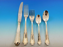 Barocco by Wallace Italy Sterling Silver Flatware Set Service Dinner 40 pieces - $5,995.00
