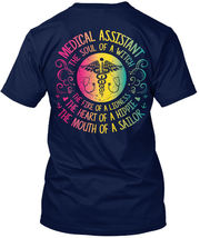 Great gift Medical Assistant Christmas Special - The Hanes Tagless Tee T-Shirt - £17.56 GBP