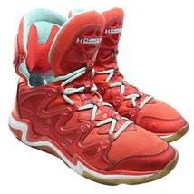 Under Armour Charge BB Mens Red Size 10 Basketball Shoes Sneakers Athletic - $64.30