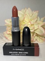 MAC Satin Lipstick - 825 VERVE - Full Size NIB Authentic Fast/Free Shipping - $14.80