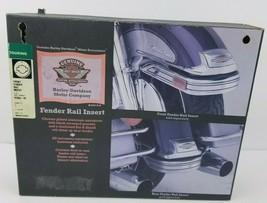 Harley Davidson Front Fender Rail Insert #91358-99 - NEW - $144.56