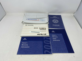 2007 Toyota Camry Owners Manual Handbook Set with Case OEM Z0A1802 - $19.30