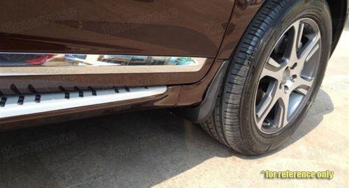 Car Mud Flaps Splash Guard Fender Mudguard For Ford Edge