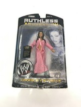 WWE Jakks Candice Michelle Ruthless Aggression Series 26 Figure Wrestlin... - $18.69