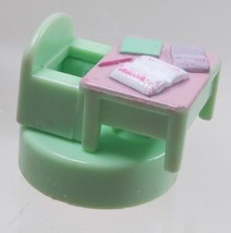 1992 Vintage Polly Pocket Stampin' School - Replacement Stamper Study Desk - $5.00