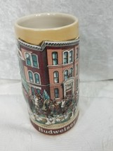 "Anheuser Busch Stein, National Historic Landmark Series ""A"" Old School H... - $12.19"