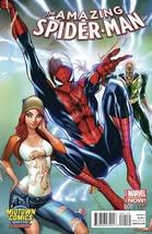 Amazing SPIDER-MAN #1 Midtown Comics **Nyc** Exclusive (J Scott Campbell) - £14.93 GBP