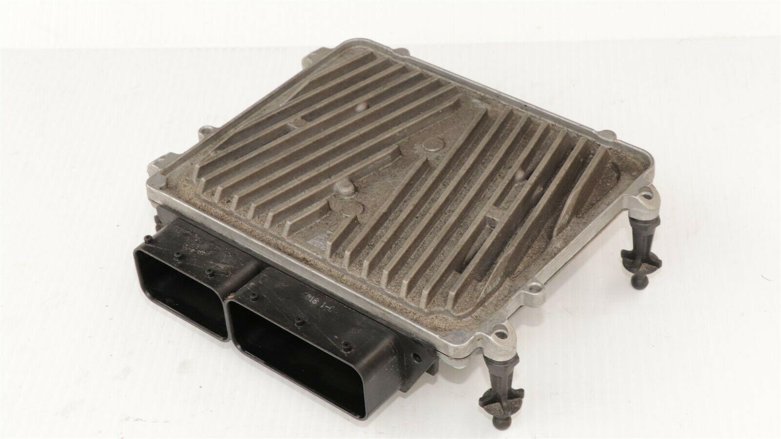 08 Mercedes s550 221 V8 Engine Computer ECU PCU PCM A2731536591