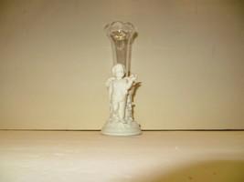 Vintage Avon Cherub Bud Vase - $19.79