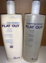 KMS Flat Out Shampoo & Conditioner Set - $49.99