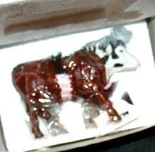 CowParade 7283 Dairy Crockett Westland Giftware # 9210 AA-191917 Vintage Collec image 2