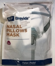 XS-S Fisher Paykel Brevida Nasal Cpap Mask System BRE1SA with Headgear  - $82.95