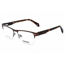 Fossil Eyeglasses FOS-7020-4IN-53 Size 53mm/17mm/145mm Brand New W Case - $35.45