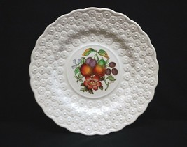 Old Vintage Alden by Spode Luncheon Plate #1 Ring Fruit Daisy Copeland England - $19.79