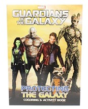 Marvel's Guardians of the Galaxy Coloring and Activity Book - $6.86