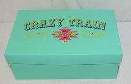 Crazy Train RUNWILD14 Black Pink Cheetah Sneakers Size 11 image 9