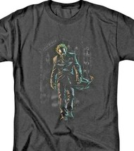 The Joker T-shirt DC comics Supervillain Gotham City graphic tee BM2191 image 2