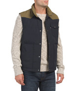 NEW Men's LUCKY BRAND Down Puffer Vest - $49.94