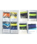 Calvin Klein Boys 2 Pack Boxer Briefs Various Colors and Sizes NIP - $11.19