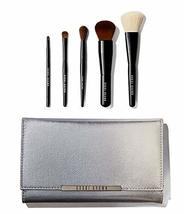 Bobbi Brown Mini Brush Set - 4 Brushes & Brush Case  - $100.00