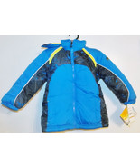 Big Chill Freestyle Toddler Boys Winter Coat with Removeable Hood Size 4... - $17.53
