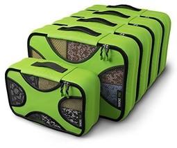 Shacke Pak - 5 Set Packing Cubes - Medium/Small – Luggage Packing Travel... - £28.60 GBP
