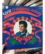 Elvis' Christmas Album 1970 - $50.00