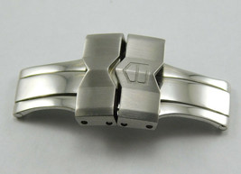 Tag Heuer Alter Ego Stainless Brushed Clasp 16MM BA0750 WP131 New Auth - $78.90