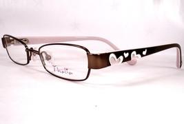 Thalia Deseo Brown Girls Children Eyeglasses Eyewear - $26.69