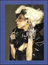 Lady Gaga night out 7 x 10 color pin-up photo trimmed and ready to frame - $3.95