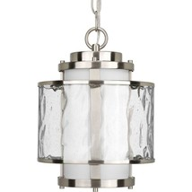 Progress Lighting Bay Court Collection Brushed Nickel Outdoor Hanging La... - $249.95