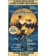 VHS – Riverdance – The Show – 70+ minutes VHS + CASE NO CASSETTE - $5.93
