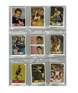 AFL 2004 Australian Football Incomplete Set Stickers -1 - $15.00