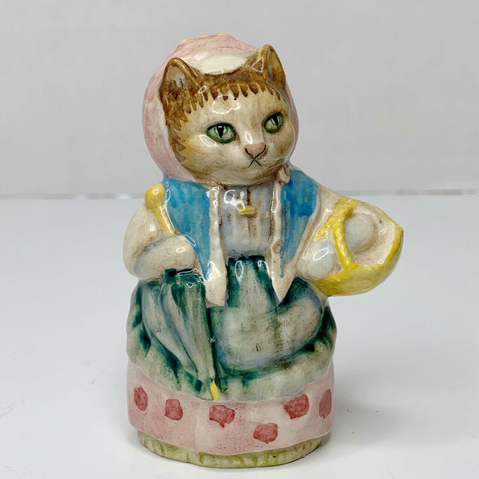 Beatrix Potter Figurine Cousin Ribby Beswick England F. Warne 1973-74  - $28.84