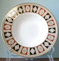 """Minton Alhambra Rim Soup Bowl 8"""" Made in England New - $59.90"""