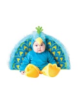 INCHARACTER PRECIOUS PEACOCK BIRD INFANT BABY Child HALLOWEEN COSTUME 6038 - $56.99